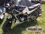 Storage Lien:  1984 Honda 750 Interceptor V-Four (wrecked) but does start!  Mileage reads: 21,256  (VIN:  JH2PC1303EM001870)