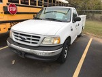 1999 Ford F-250 Truck with Service Bed, gas engine 4.6Lv8., engine started, VIN: 1FTRF27W7XNB87360