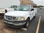 1999 Ford F-250 Truck with Service Bed, gas engine 4.6Lv8. VIN: 1FTRF27W2XNB87363