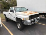 1998 Dodge 2500, 4x4, V8, gasoline., engine started. VIN: 3B7KF26Z7WM284144