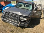 Storage Lien: (wreck)  2003 Chevrolet 3500 Duramax Diesel Engine, no keys, tan in color, mileage unknown  (VIN:  1GCJK33153F235001)