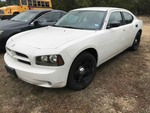 2009 Dodge Charger (Police Vehicle) odometer shows 137,128  (2B3KA43V59H597208)