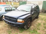 Storage Lien: (abandoned)  2000 Dodge Durango, (No Key) (1B4HR28Y2YF296823)