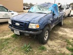Storage Lien: (wreck)  2007 Ford Ranger (1FTYR14U67PA21951)