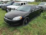 2014 Chevrolet Impala 4-door Sedan,  53,287. (VIN:  2G1WD5E32E1143616)  Harvey Flood Vehicle