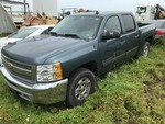 2012 Chevrolet Silverado,  (VIN:  1GCPKSE74CF161124)  Harvey Flood Vehicle