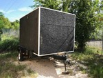 Storage Lien: Arrest:  Trailer. Single Axle, 6' x 8'and has rear ramp gate!