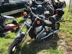 Storage Lien: Arrest: 1986 Honda VT700C Motorcyle (black) (JH2RC1902GM206065)