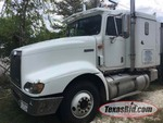Storage Lien: 1999 International Truck-Tractor (2HSFHAER4XC020021)