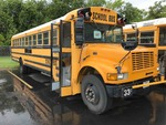 School Bus:  1997 International,  7.3 Ltr diesel,  147,754 miles  (VIN: