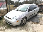 Storage Lien: Arrest:  (see video) *Silver 2002 Ford Focus salvage title (3FAFP313X2R134183) (Odometer 226636)