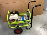 Pramac Portable Generator, gasoline, Honda engine E3600, appears to be new