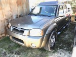 Storage Lien: Abandoned: 2001 Nissan Pickup, gold (1N6ED27T21C304014)(No Key)
