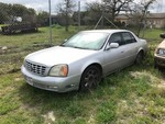 Storage Lien:  Abandoned: Silver 2002 Cadillac DTS 4D (1G6KF57942U111979) (No keys) mileage unknown