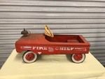 Vintage Pedal Car (No. 503 Fire Chief)