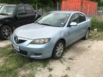 Storage Lien:  2007 Blue Mazda 4-Door (JM1BK12G071719868) No keys