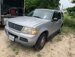 Storage Lien: Silver 2002 Ford Explorer (no keys)(1FMZU63EX2UB89897)