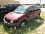Storage Lien:  (tow away)  2000 Pontiac Van, red, no keys  (VIN:  1GMDU23E0YD296386)