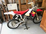 Racing Dirt Bike, Honda CR-125* (JH2JE0106VM802466)