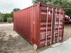 Shipping Container (20 ft)
