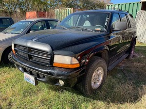 Storage Lien: (arrest) 2000 Dodge Durango, no keys,  (1B4HS28N7YF196419)