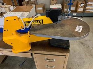 "Dewalt 20"" Scroll Saw DW788"